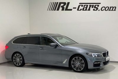 BMW 520 D G31 Aut./M-Sport/NaviPRO/HEAD-UP/Panorama/Harman bei RL-Cars Gmbh in
