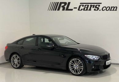 BMW 420 D Gran Coupe Aut/M-Sport/NaviPRO/HEAD-UP/Kurvenlic bei RL-Cars Gmbh in