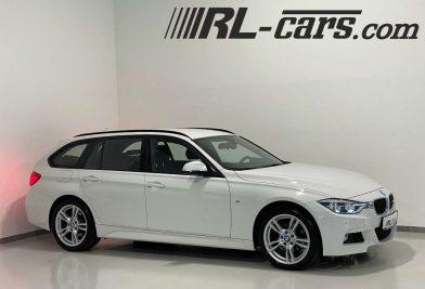 BMW 320 D xDrive Touring M-Sport Aut/NaviPRO/LED/Alcantara bei RL-Cars Gmbh in