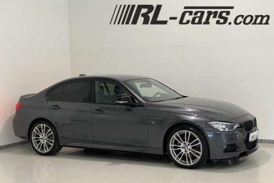 BMW 320 D xDrive Aut./M-Sport/NaviPRO/Leder/FINANZIERUNG bei RL-Cars Gmbh in