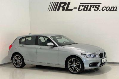 BMW 120 D F20 Aut./Navi/LED/Leder/Sitzheizung bei RL-Cars Gmbh in