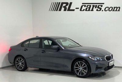 BMW 318 D G20 Aut./LiveCockpitPLUS/LED/Sportsitze/DigitalP bei RL-Cars Gmbh in