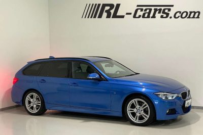 BMW 320 D F31 M-Sport Aut./NaviPRO/LED/Harman&Kardon/AHK bei RL-Cars Gmbh in