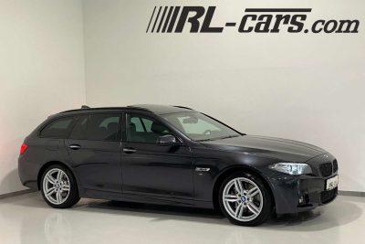 BMW 525 D xDrive F11 Aut./M-Sport/NaviPRO/Panorama/AHK bei RL-Cars Gmbh in