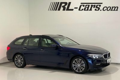 BMW 530 D G31 Aut./Sport-Line/Panorama/HEAD-UP/Massage bei RL-Cars Gmbh in