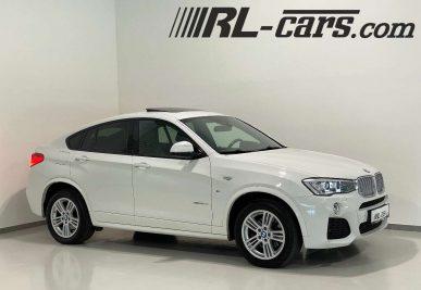 BMW X4 xDrive20D Aut./M-Sport/NaviPRO/Schiebedach/KEYLESS bei RL-Cars Gmbh in