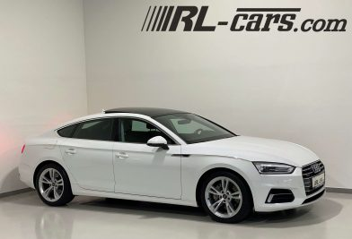 Audi A5 SB 3,0 TDI quattro Sport/Navi/Panomara/AHK bei RL-Cars Gmbh in