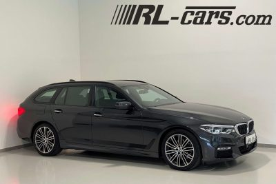 BMW 520 D Touring Aut./M-Sport/NaviPRO/Abstandstempomat bei RL-Cars Gmbh in