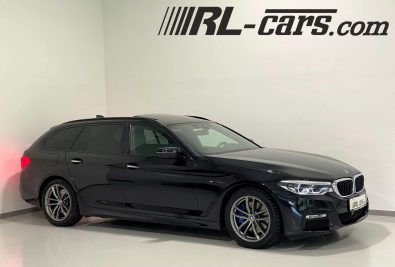 BMW 530 D G31 Aut./M-Sport/Panorama/HEAD-UP/DrivingPLUS bei RL-Cars Gmbh in